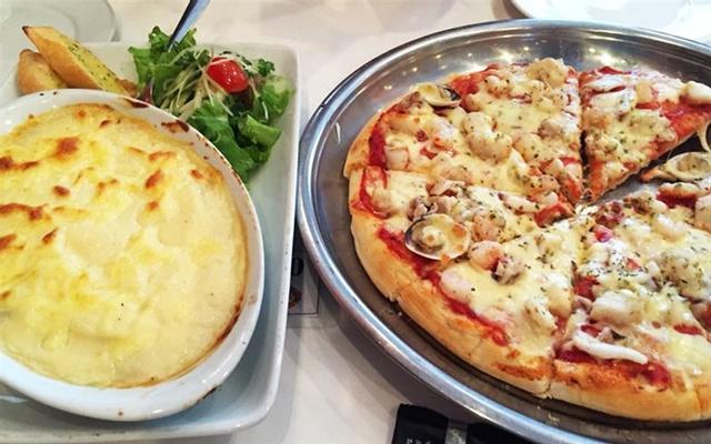 Al Fresco's - Pizza, Mỳ Ý, Sườn, Steak Bò Bít Tết - Hai Bà Trưng