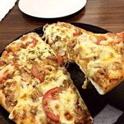 Pizza bò nướng
