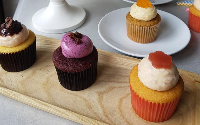 Pacey Cupcakes - Đặng Dung