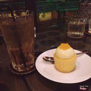Cupcake chanh dây