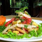 Món salad hoa quả kiểu Á này ăn cực mát thích hợp cho mùa hè