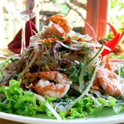 Salad miến tôm