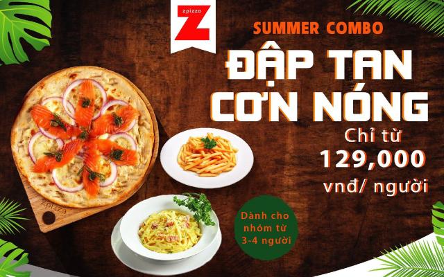 ZPizza - Xuân Diệu