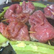 bò cuộn Mayonnaise