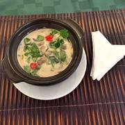 Nấm xào cốt dừa