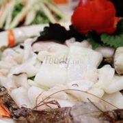 hải sản tươi