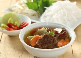 Bún Sài Gòn - Parkson Hùng Vương