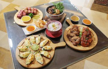 Cafe Central Nguyen Hue - Sunwah Tower
