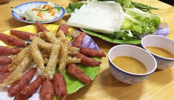 Nem Nướng Bà Hùng - Phan Đình Phùng
