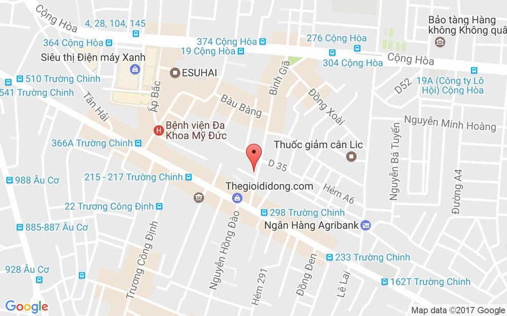 Vị trí bản đồ Karaoke Hội Ngộ - Hát hò thỏa thích ở TP. HCM