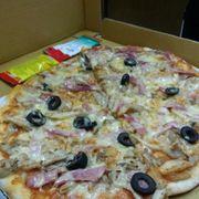 Pizza Fruit Mare