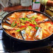Lẩu Kimchi!
