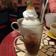 Cafe sữa kem