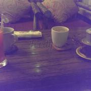 Nước ép cà rốt + Cafe sữa nóng