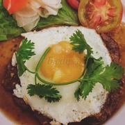Beefsteak trứng