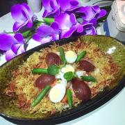 Bánh Boheme Sốt chua cay