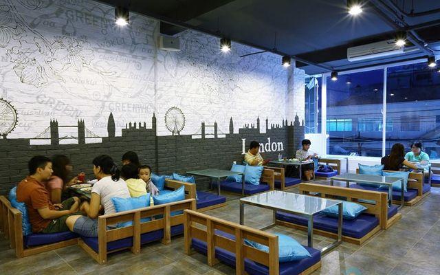 -18ºC - Food & Drink - Sư Vạn Hạnh