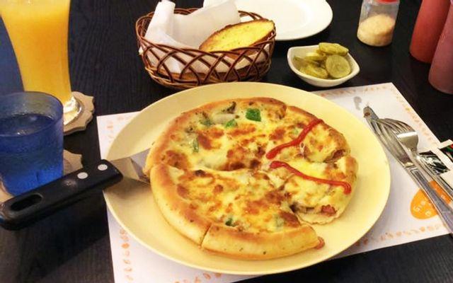 Pizza Inn - Huỳnh Mẫn Đạt