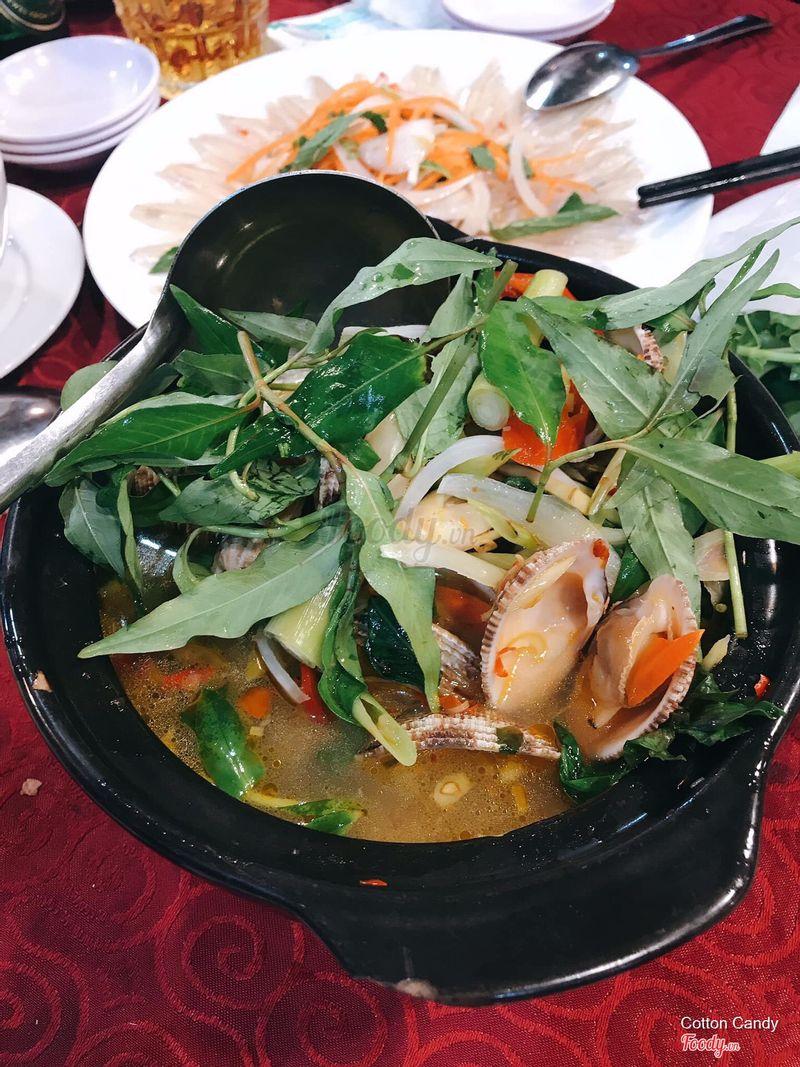 Chang Chang hấp Thái.