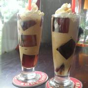 Caramel & Hazelnut Jelly Freeze