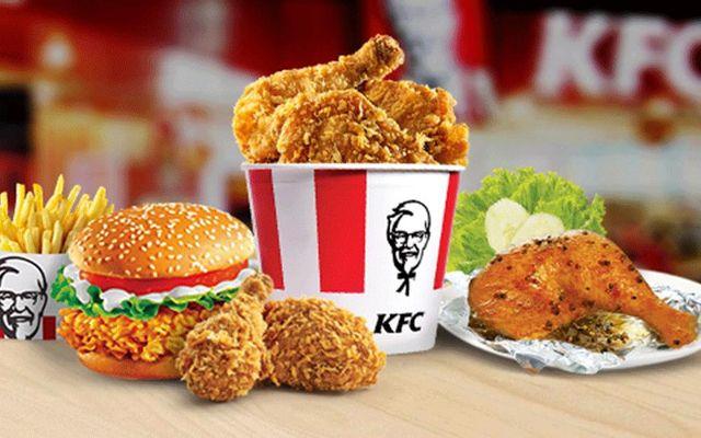 Gà Rán KFC - Bà Hom