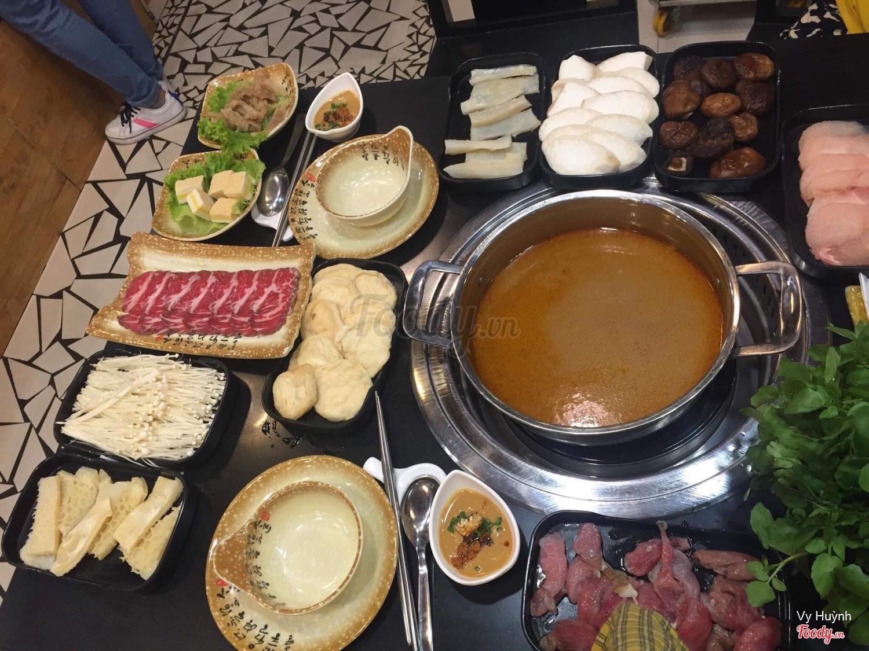 Image result for nhà hàng Soa Soa - 64 Phạm Ngọc Thạch