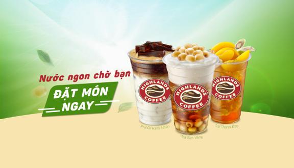 Highlands Coffee - Lotte Mart Nam Sài Gòn