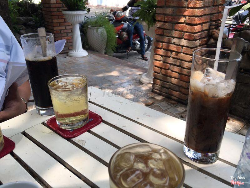Cà phê đá & Cà phê Bailey's ☕️