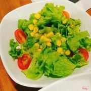 Salad tặng kèm