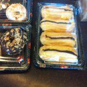 Donuts và choux