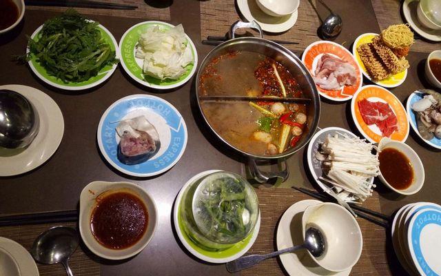 Kichi Kichi Lẩu Băng Chuyền - Vincom Center