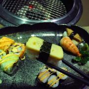 Set sushi :v