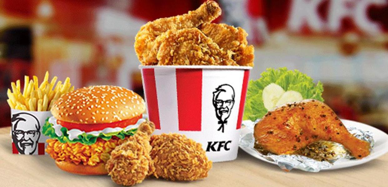 Gà Rán KFC - Parkson Hùng Vương | Đặt Món & Giao ship tận nơi | Now.vn