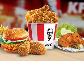 Gà Rán KFC - Parkson Hùng Vương