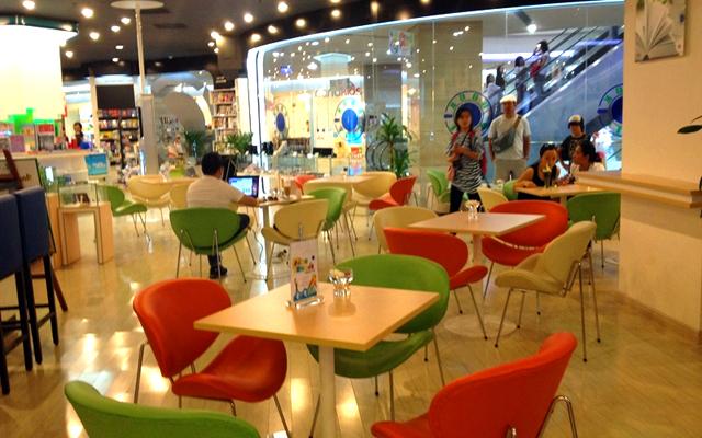 Book Cafe PNC - Vincom Center