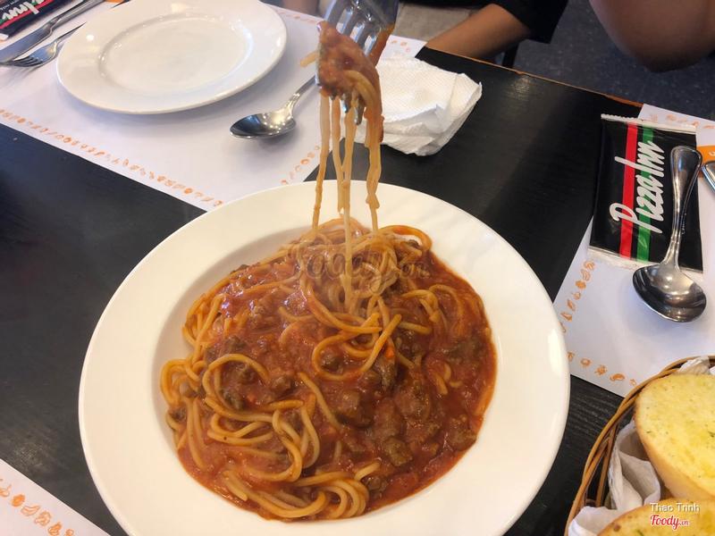 Mỳ Ý bò