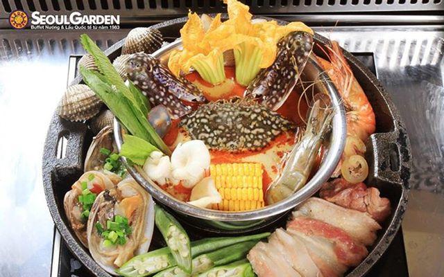 Seoul Garden - Buffet Lẩu & Nướng - Vincom Center