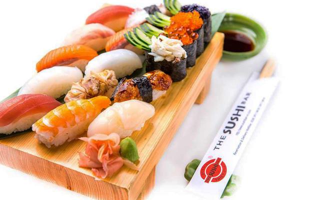 The Sushi Bar - Nguyễn Đình Chiểu