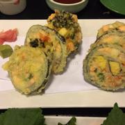 Sushi bar chiên