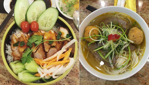 Union Square Food Court - Vincom Center