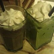 Trà sữa Thái và choco blended