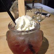 Rassberry soda