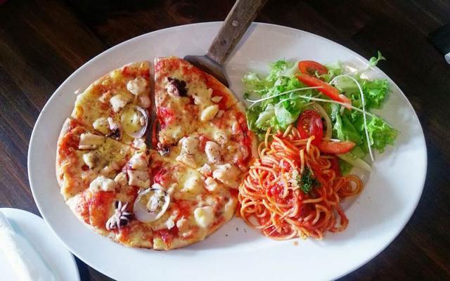 Al Fresco's - Pizza, Mỳ Ý, Sườn, Steak Bò Bít Tết - Nguyễn Văn Linh