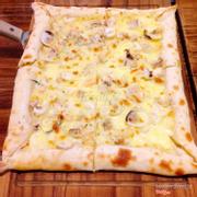 Seafood Mornay Pizza 265k