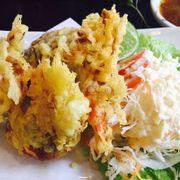 tempura hải sản