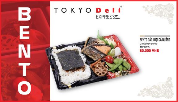 Tokyo Deli Express - Sushi - Hồ Bán Nguyệt