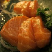 Sashimi cá hồi - 96.ooo đồng