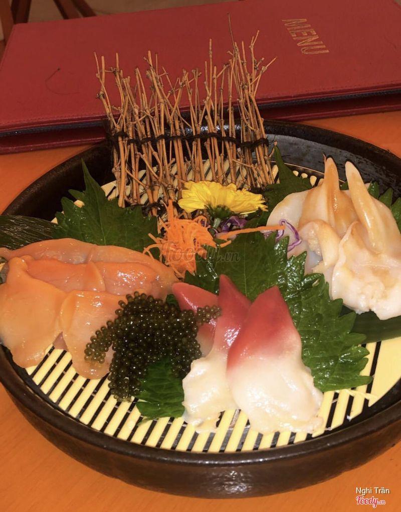 Set sashimi sò