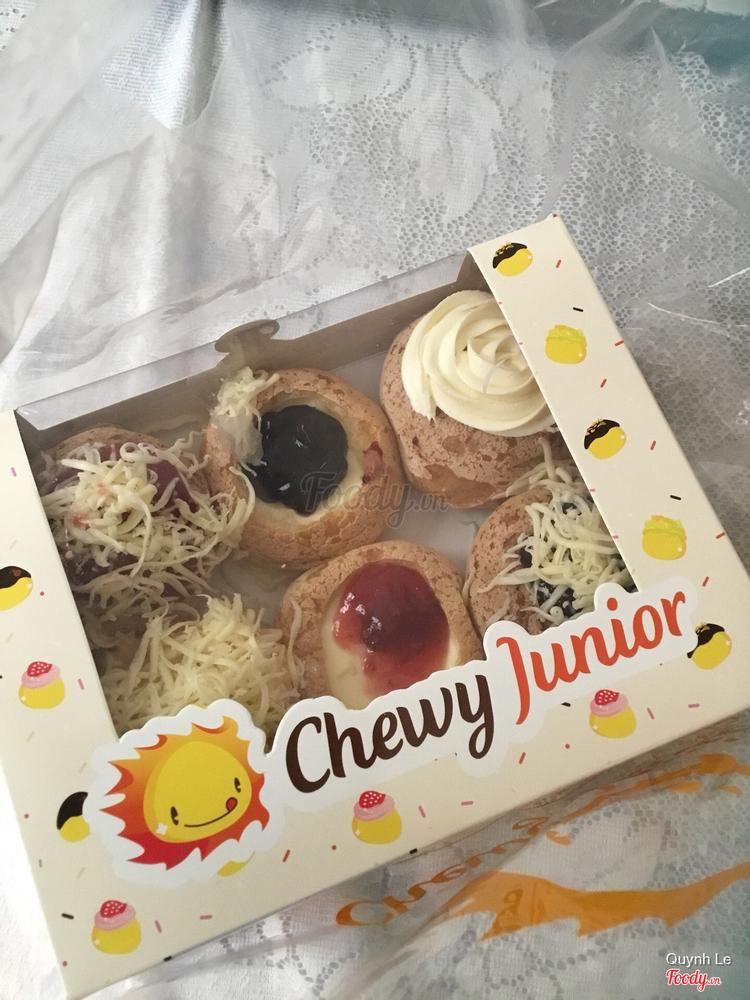 Bánh Su Kem Chewy Junior - Cách Mạng Tháng 8 ở TP. HCM