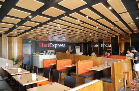Thai Express - Crescent Plaza